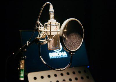 Deroma-Recording-Room